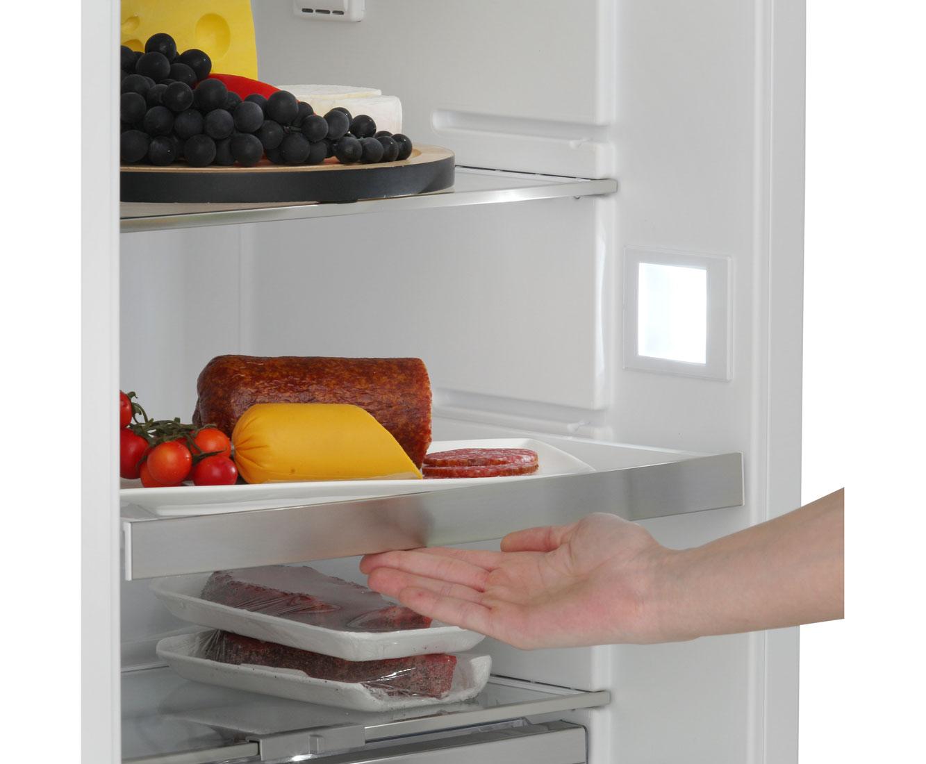 Bosch Kühlschrank Holiday Taste : Siemens ki87sad40 einbau kühl gefrierkombination 178er nische
