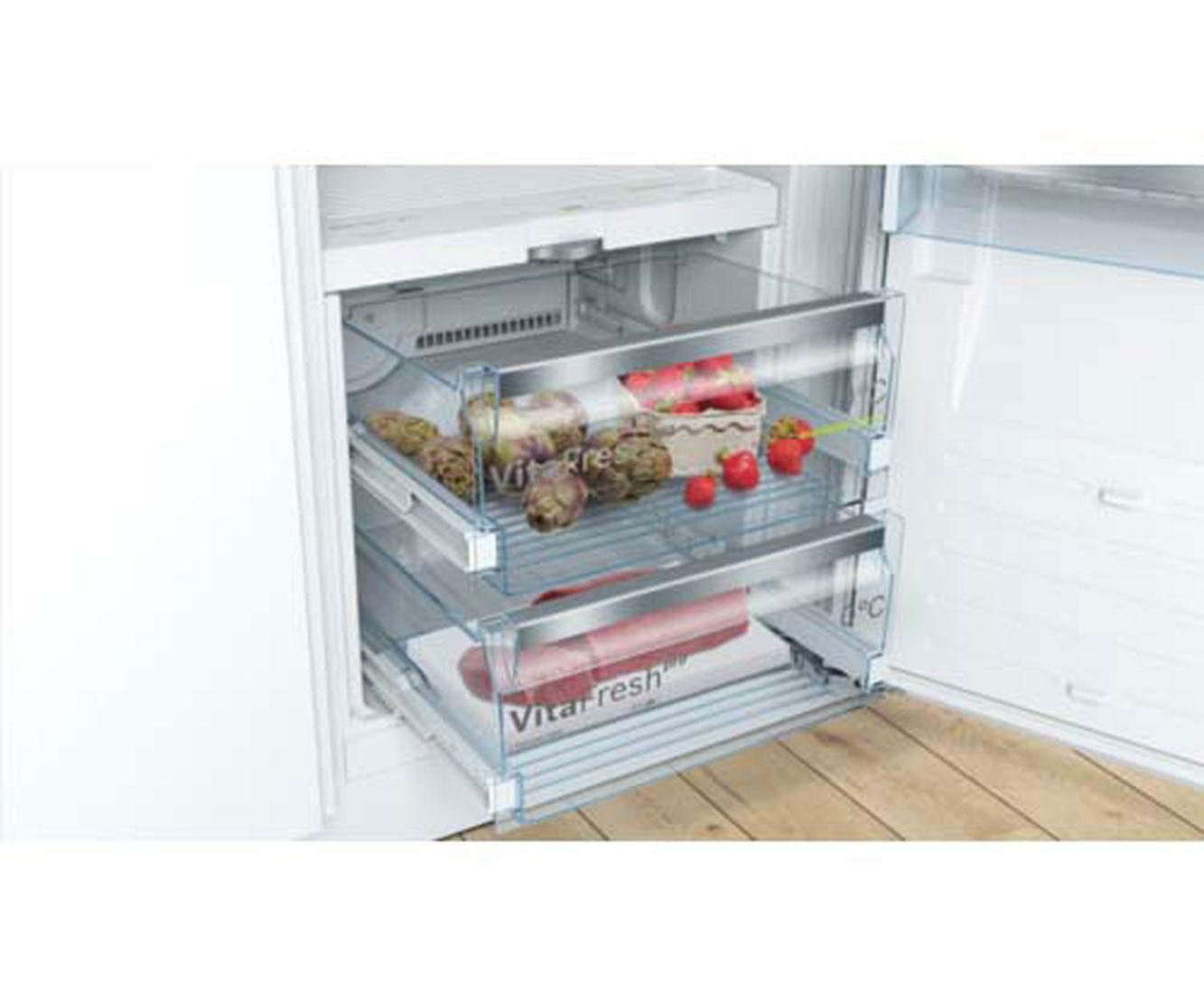 Bosch Kühlschrank Produktion : Bosch serie 8 kif42af30 einbau kühlschrank mit gefrierfach 122er