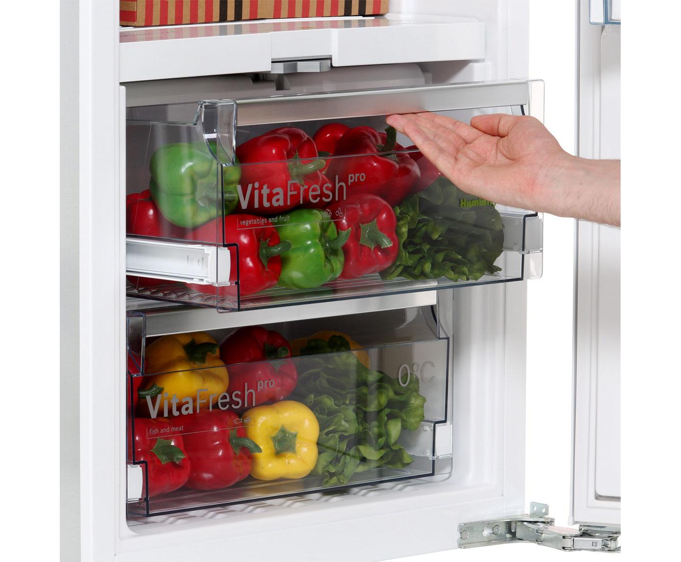 Bosch Kühlschrank Macht Geräusche : Bosch serie 8 kif51af30 einbau kühlschrank 140er nische festtür