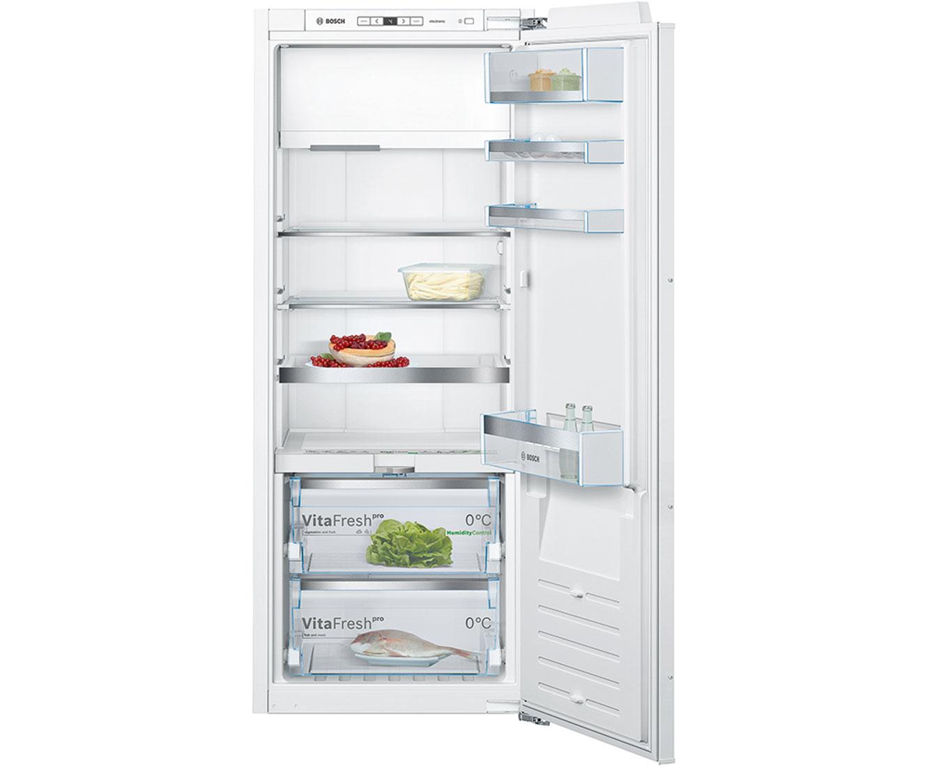 Bosch Serie 8 KIF52AF30 Einbau-Kühlschrank mit Gefrierfach - 140er ...