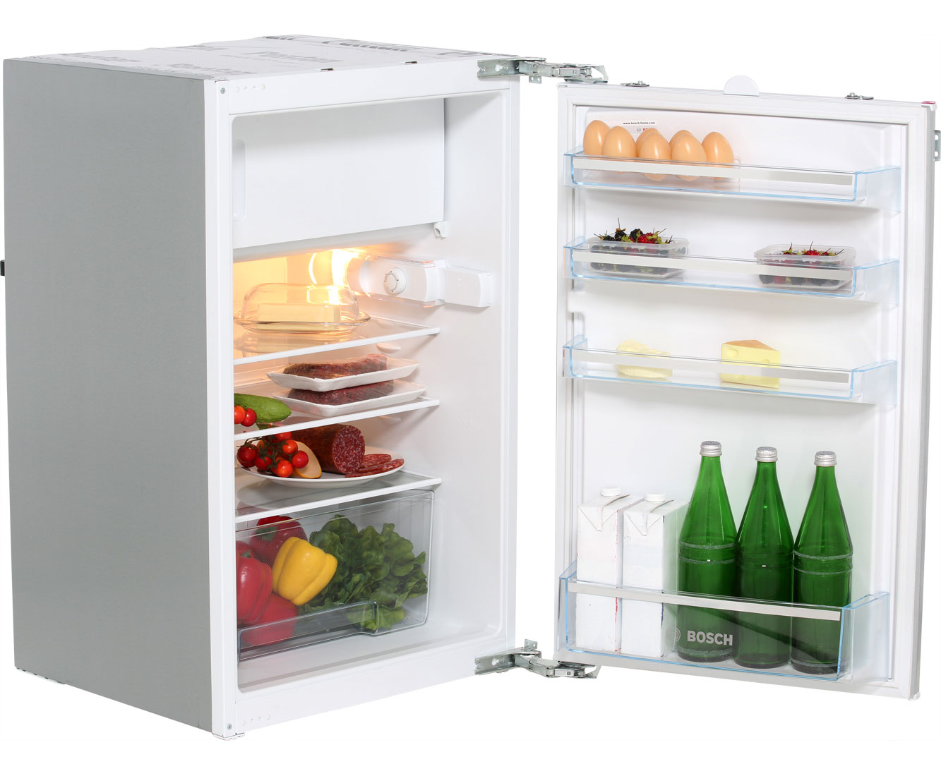 Bosch Cooler Kühlschrank : Bosch serie kil v einbau kühlschrank mit gefrierfach er