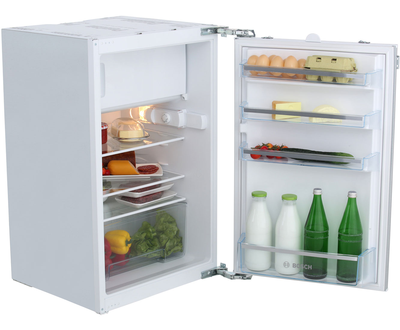 Bosch Kühlschrank Freistehend Mit Gefrierfach : Bosch serie kil v einbau kühlschrank mit gefrierfach er