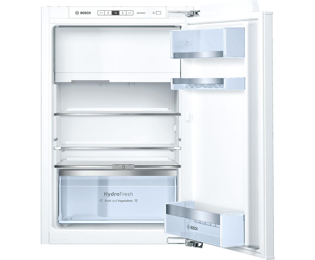 Bosch KIL22AF40 Einbau Kühlschrank Mit Gefrierfach   88er Nische,  Festtür Technik, A+++