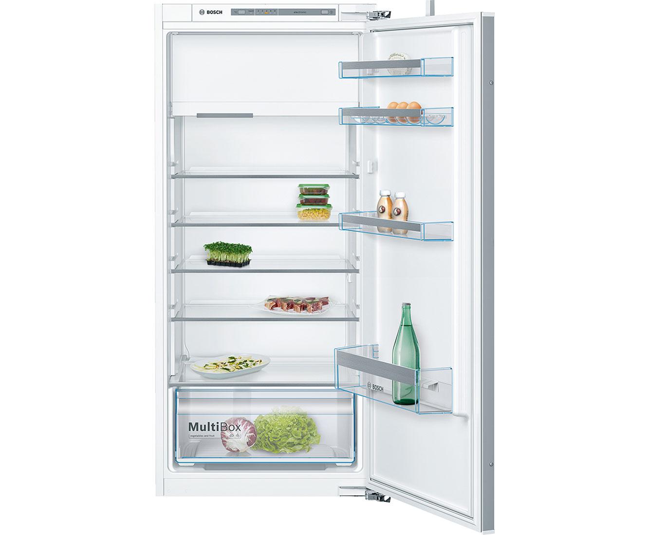 Bosch Kühlschrank Mit Gefrierfach : Bosch serie kil vf einbau kühlschrank mit gefrierfach er