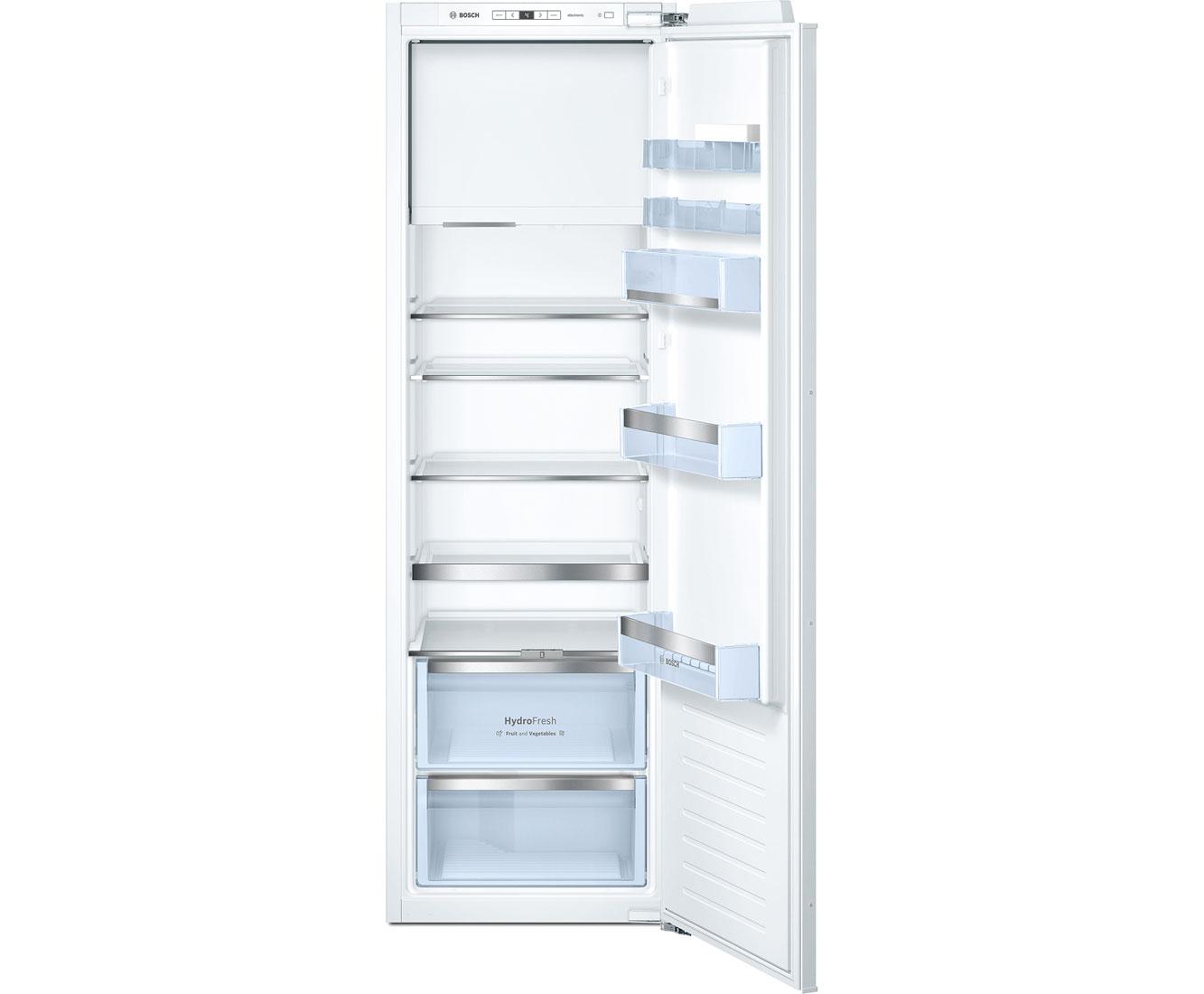 Bosch KIL82AF30 Einbau-Kühlschrank mit Gefrierfach - 178er Nische ...