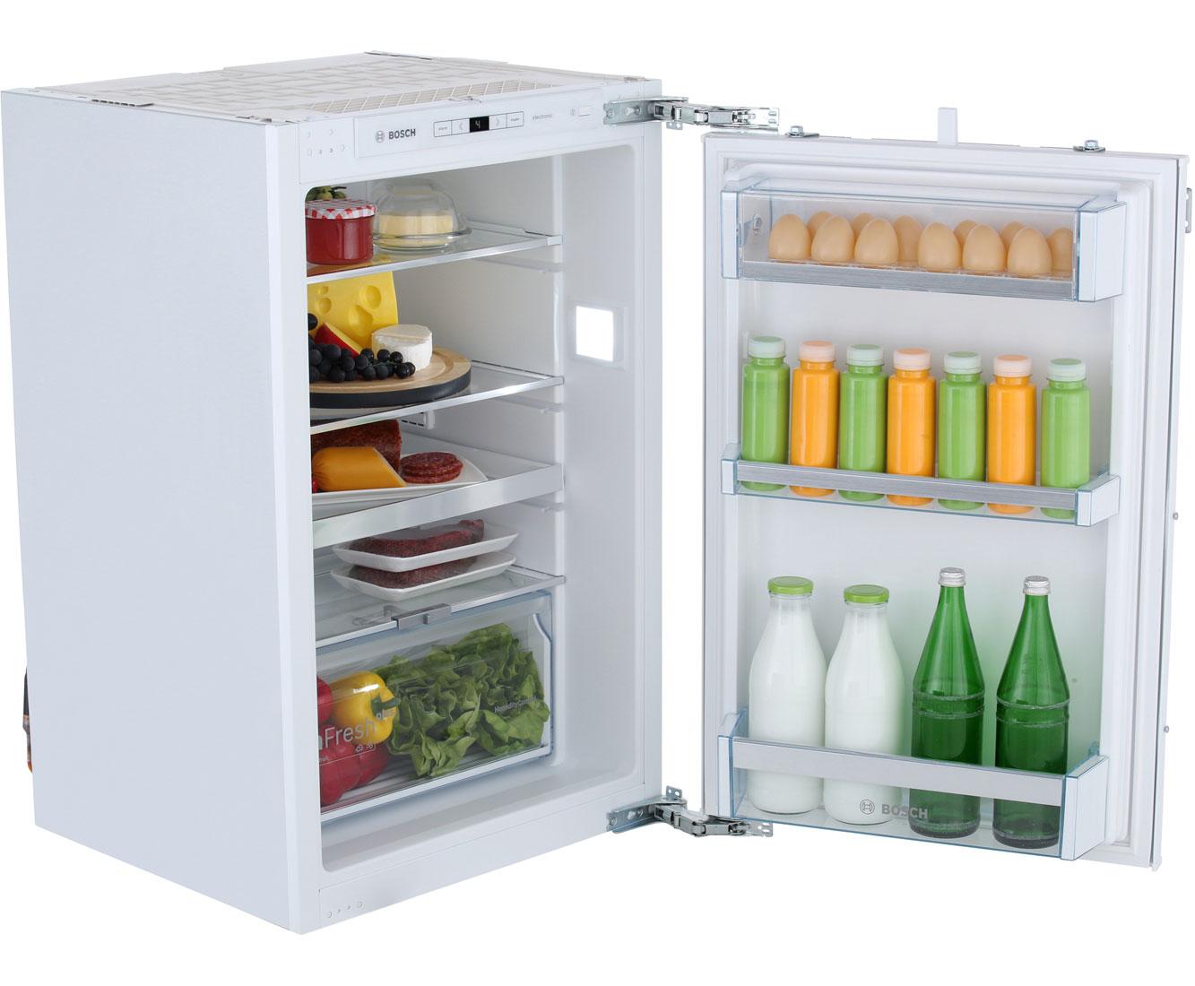 Bosch Kühlschrank Temperaturanzeige : Bosch serie kir ad einbau kühlschrank er nische festtür