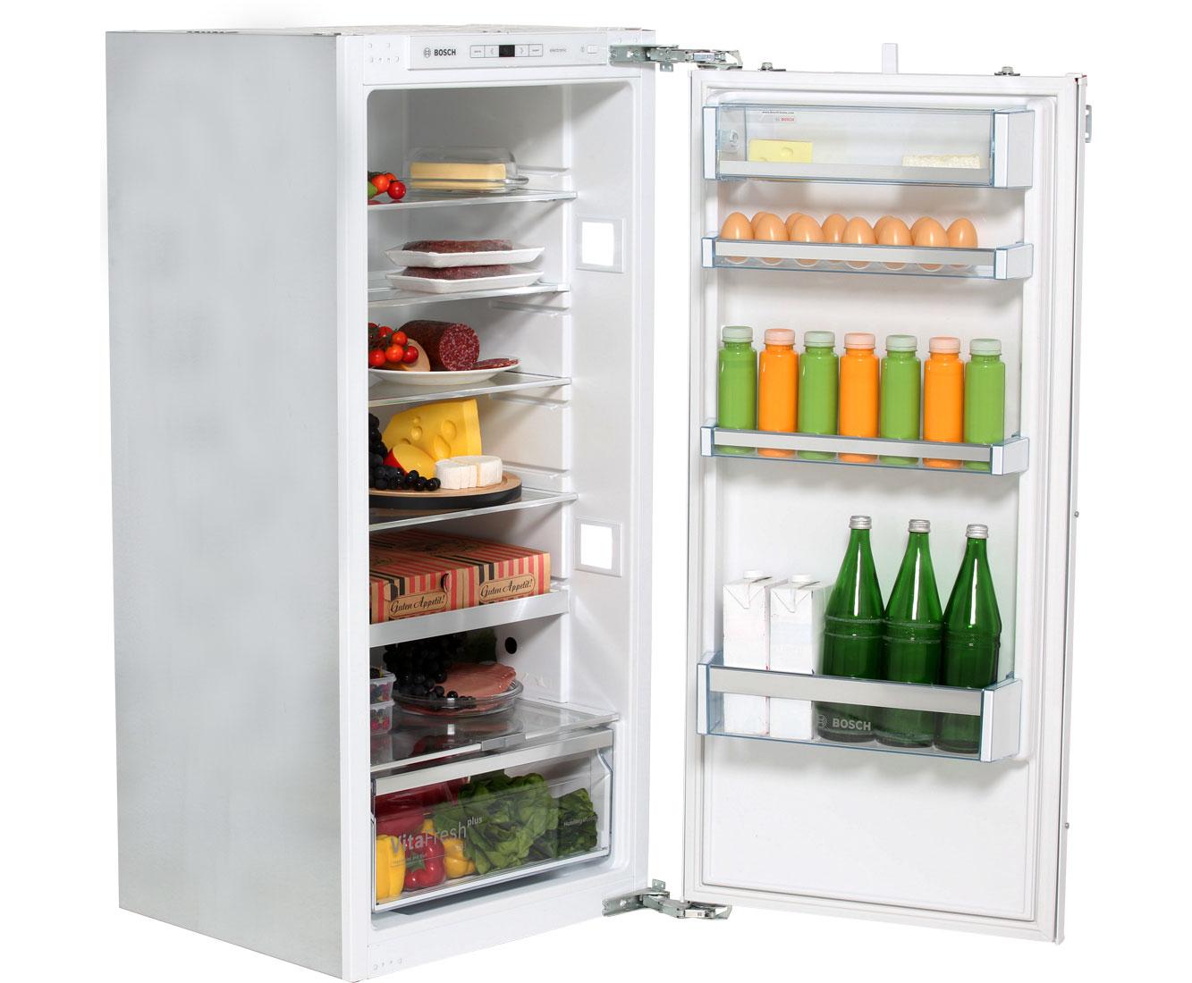 Bosch Kühlschrank Freistehend Mit Gefrierfach : Bosch serie kir af einbau kühlschrank er nische festtür
