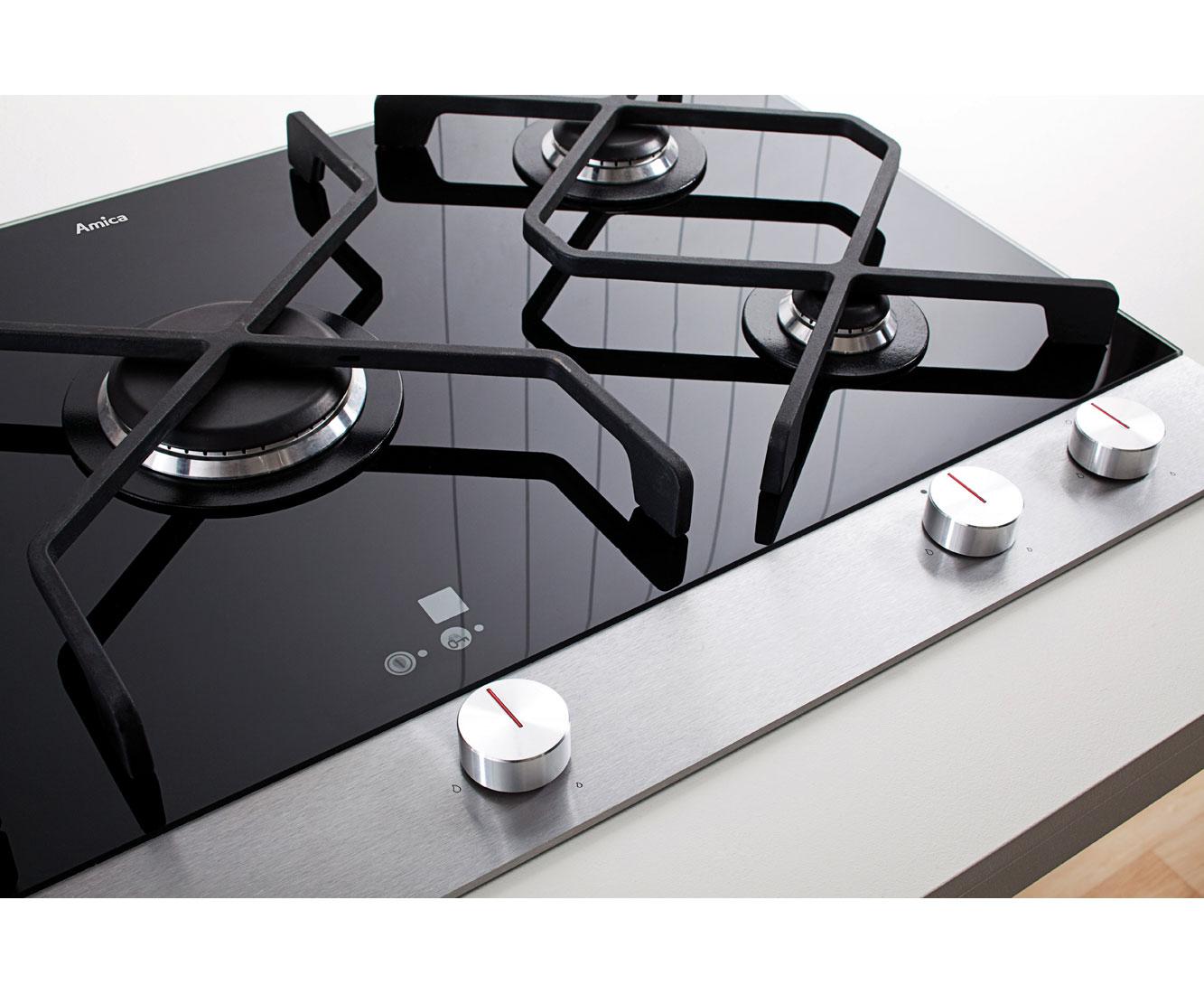 ceran gas kochfeld great kaiser gas herdset autark einbau gas backofen kaiser empire black l. Black Bedroom Furniture Sets. Home Design Ideas