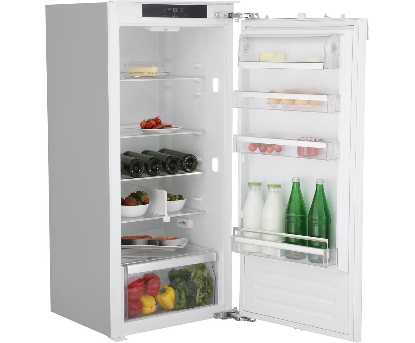 Aeg Kühlschrank Festtür Montage : Bauknecht krie 2124 a einbau kühlschrank 122er nische festtür