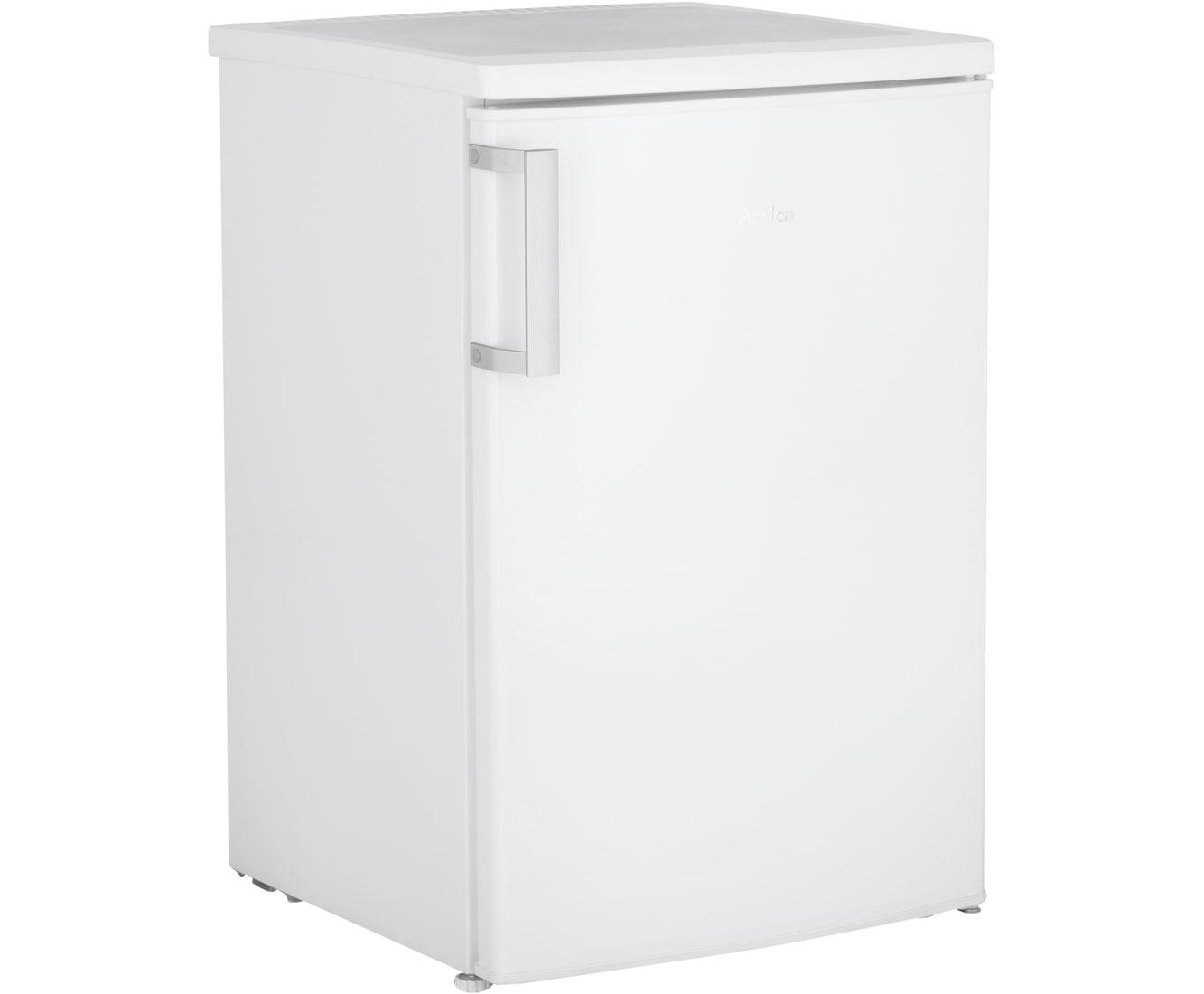Amica Kühlschrank Idealo : Amica ks w kühlschrank mit gefrierfach weiß a