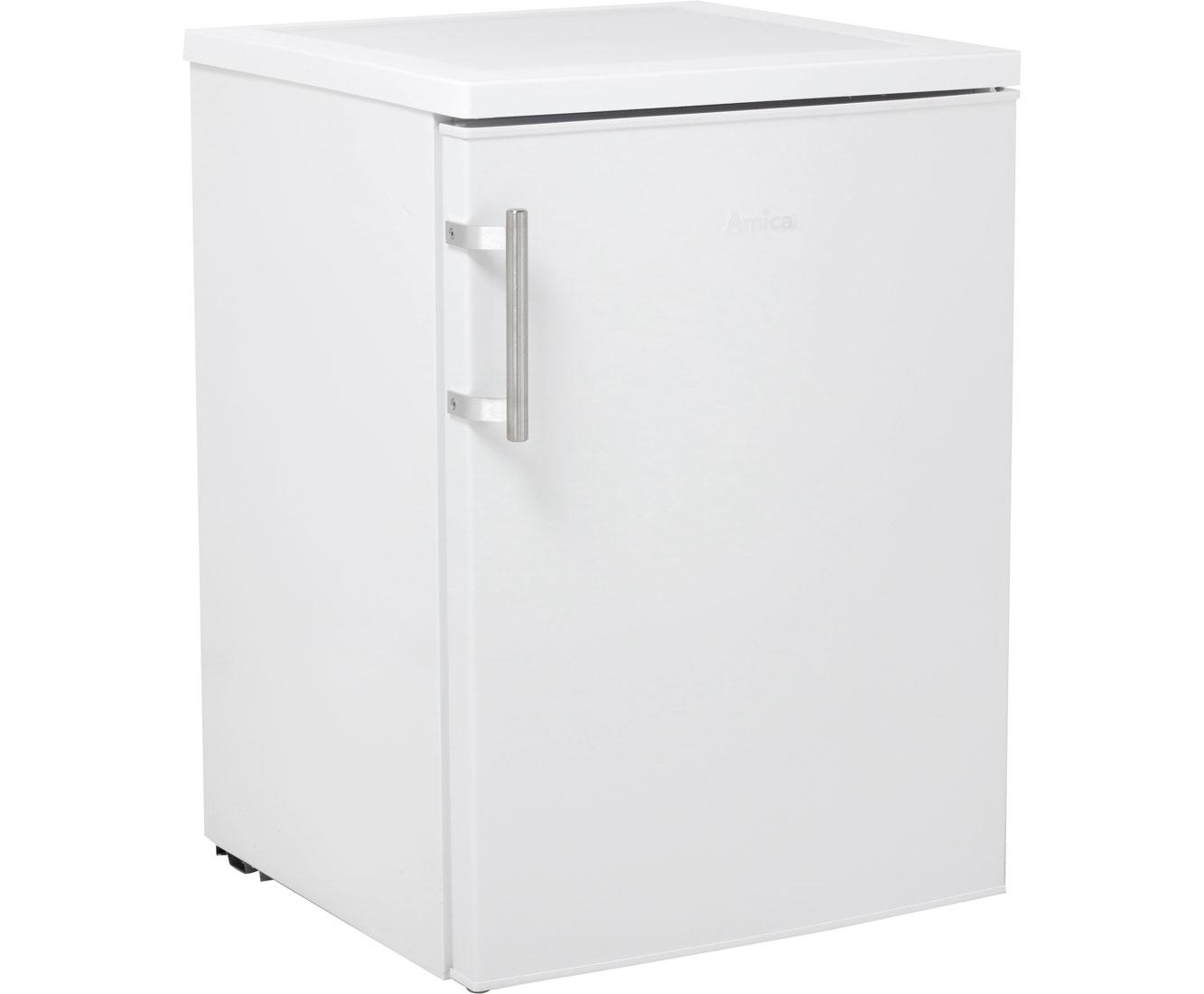 Retro Kühlschrank Amica : Amica ks w kühlschrank weiß a