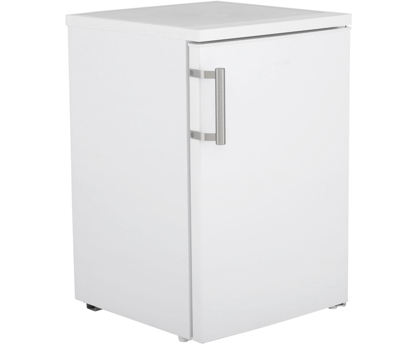Exquisit KS 16-1 RVA+++ Kühlschrank - Weiß, A+++