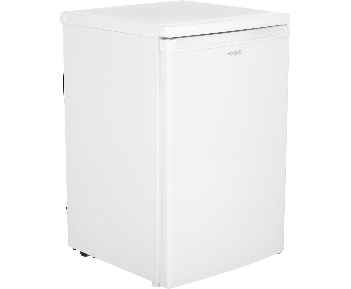 Aeg Kühlschrank Zu Laut : Exquisit ks a kühlschrank mit gefrierfach weiß a