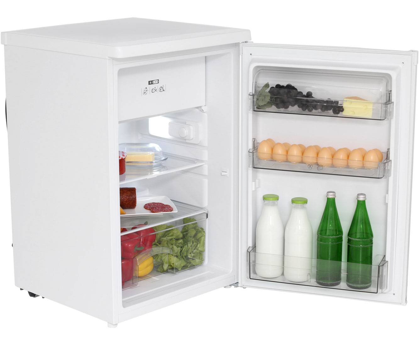 Bomann Kühlschrank Läuft Ständig : Exquisit ks a kühlschrank mit gefrierfach edelstahl