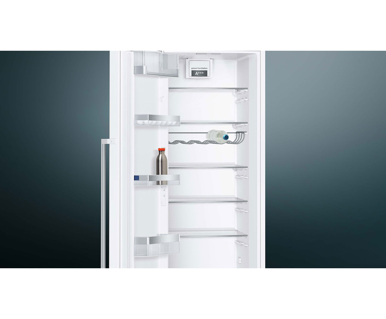 Siemens Kühlschrank Power Ventilation : Siemens iq ks vaw p kühlschrank weiß a