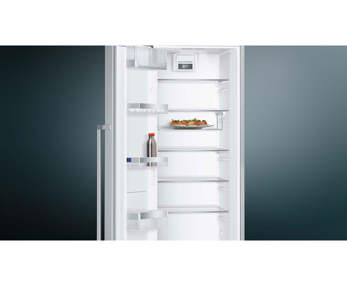 Siemens Family Line Kühlschrank : Siemens iq ks wbi p kühlschrank edelstahl a