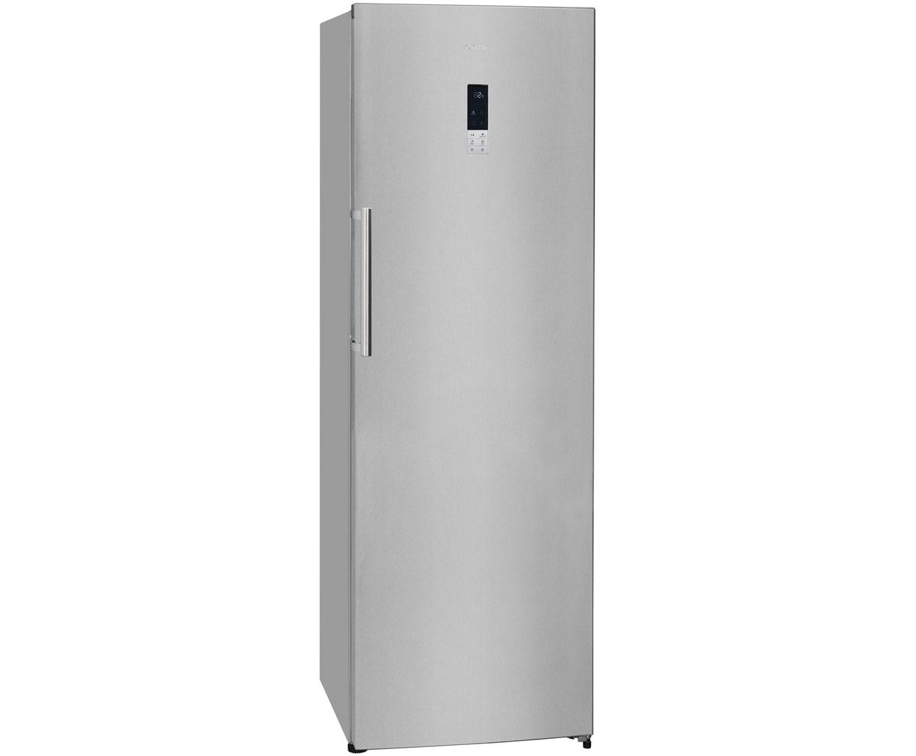 Exquisit Retro Kühlschrank : Exquisit ks rve a kühlschrank edelstahl optik a