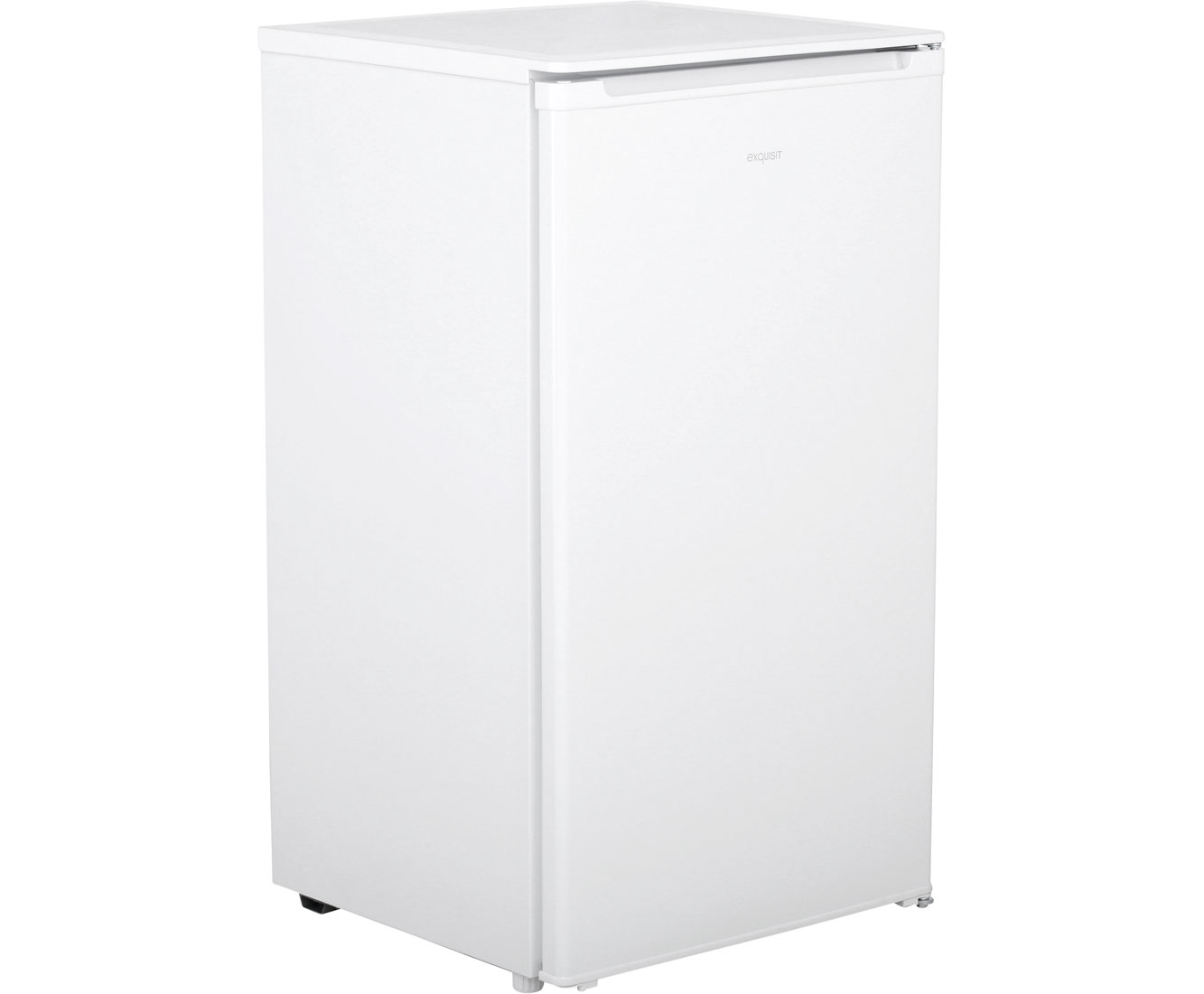 Kühlschrank Ohne Gefrierfach Freistehend : Exquisit ks 92 4 rva top kühlschrank weiß a