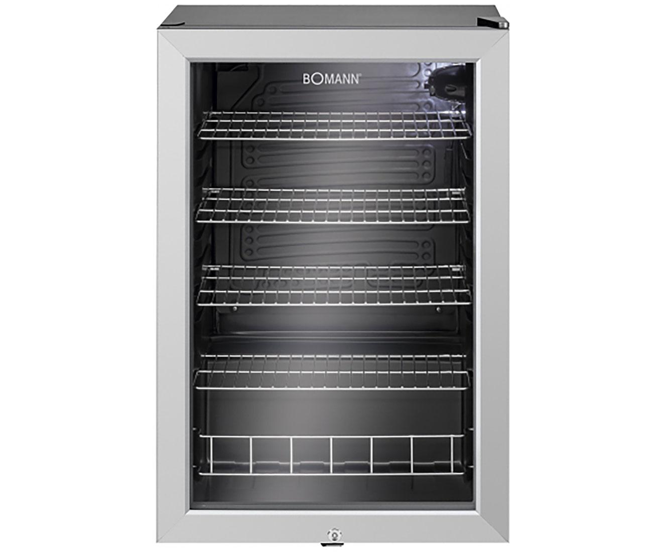 Bomann Kühlschrank Freistehend : Bomann ksg 238.1 kühlschrank freistehend 54cm schwarz neu ebay