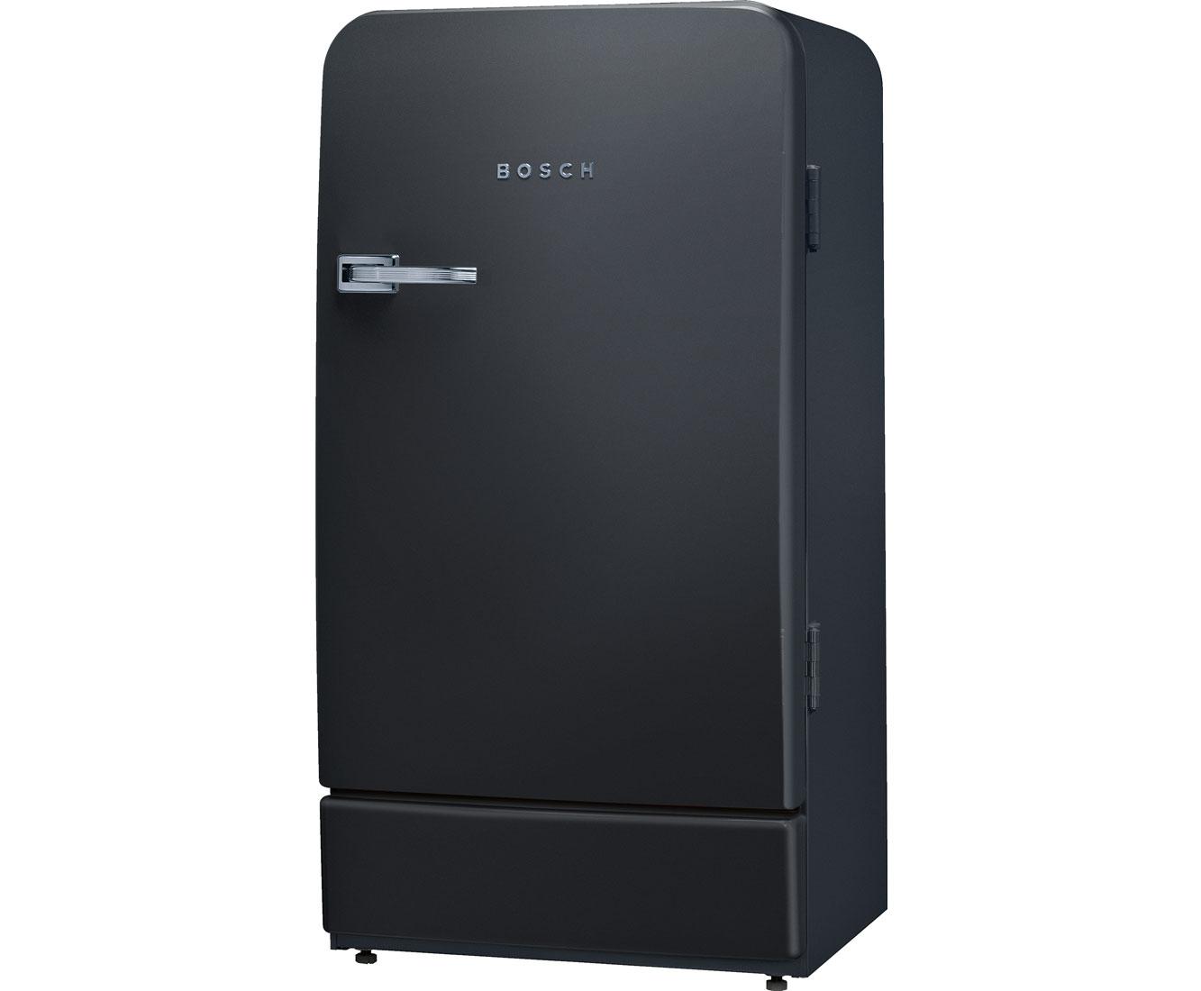 Bosch Retro Kühlschrank Groß : Bosch ksl ab kühlschrank mit gefrierfach schwarz a