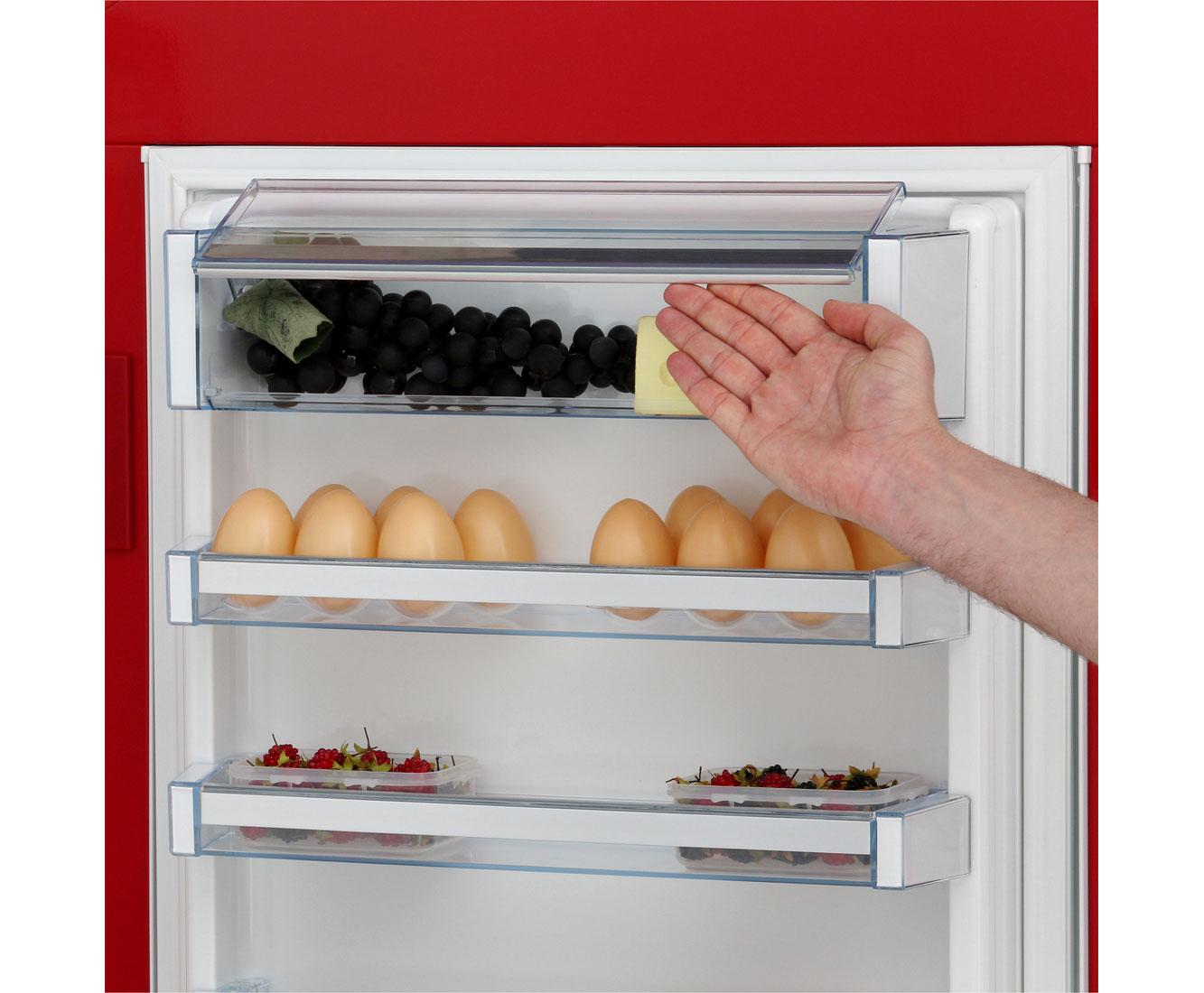 Bosch Kühlschrank 50 Jahre : Bosch serie ksl ar kühlschrank mit gefrierfach rot retro