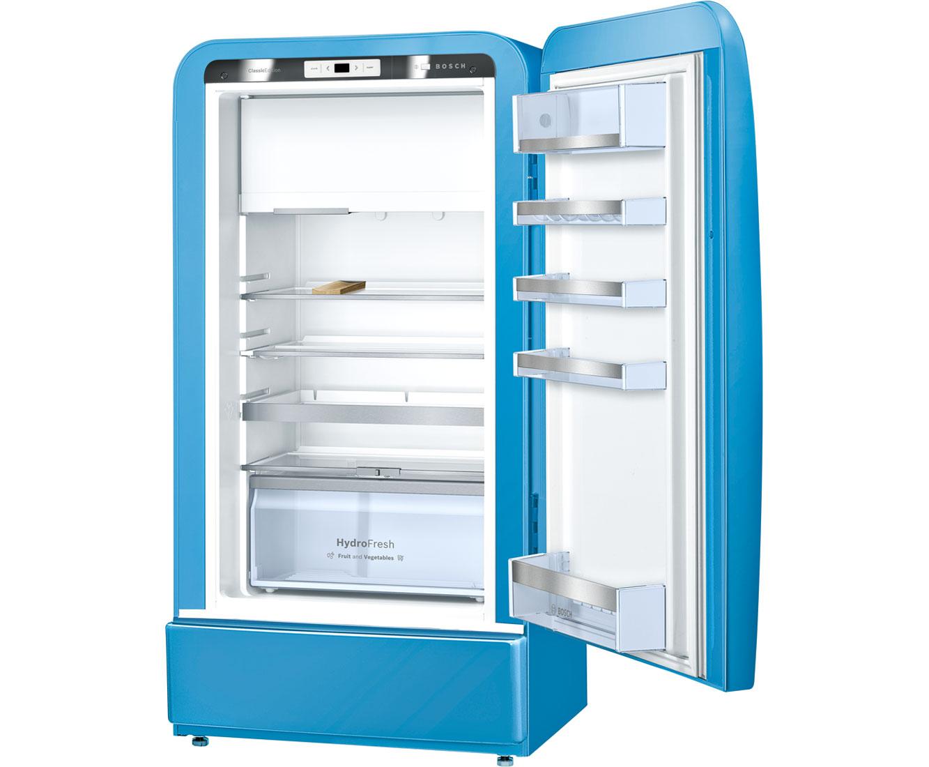 Bosch Serie 8 KSL20AU30 Kühlschrank mit Gefrierfach - Blau, Retro ...