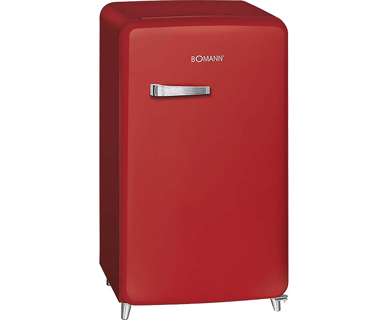 Bomann Kühlschrank Groß : Bomann ksr kühlschrank freistehend cm rot neu ebay