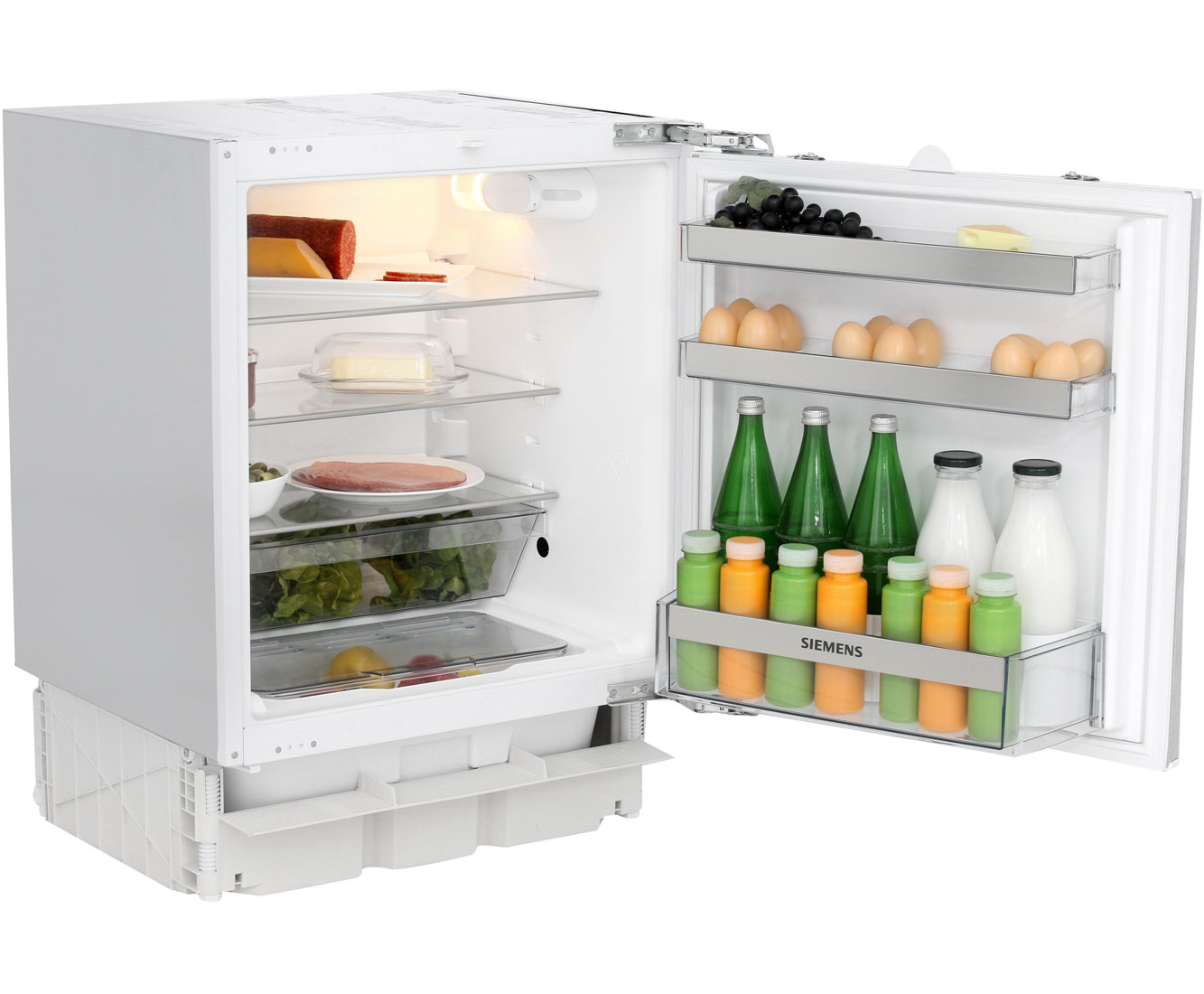 Kühlschrank Siemens : Siemens iq ku ra unterbau kühlschrank er nische festtür