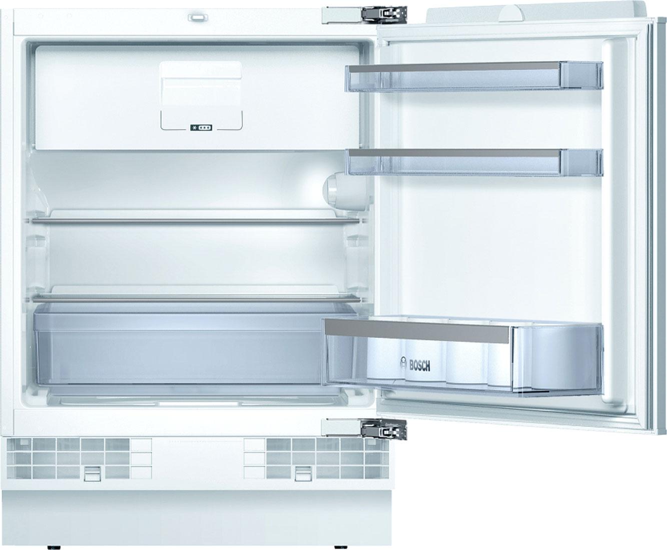 Captivating Bosch Serie 6 KUL15A60 Unterbau Kühlschrank Mit Gefrierfach   82er Nische,  Festtür Technik, A++