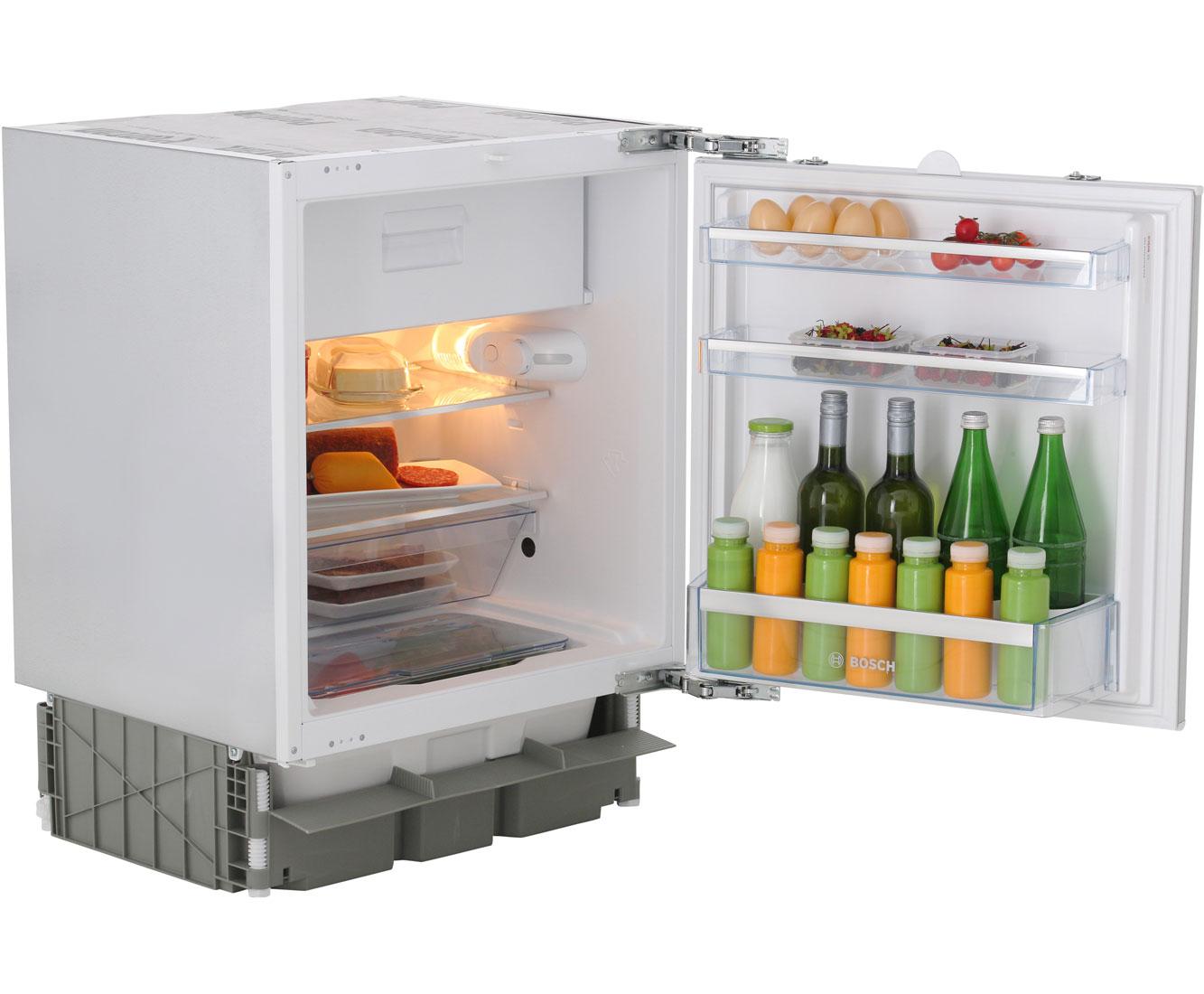 Bosch Kühlschrank Temperaturanzeige : Bosch serie kul a einbau kühlschrank mit gefrierfach er
