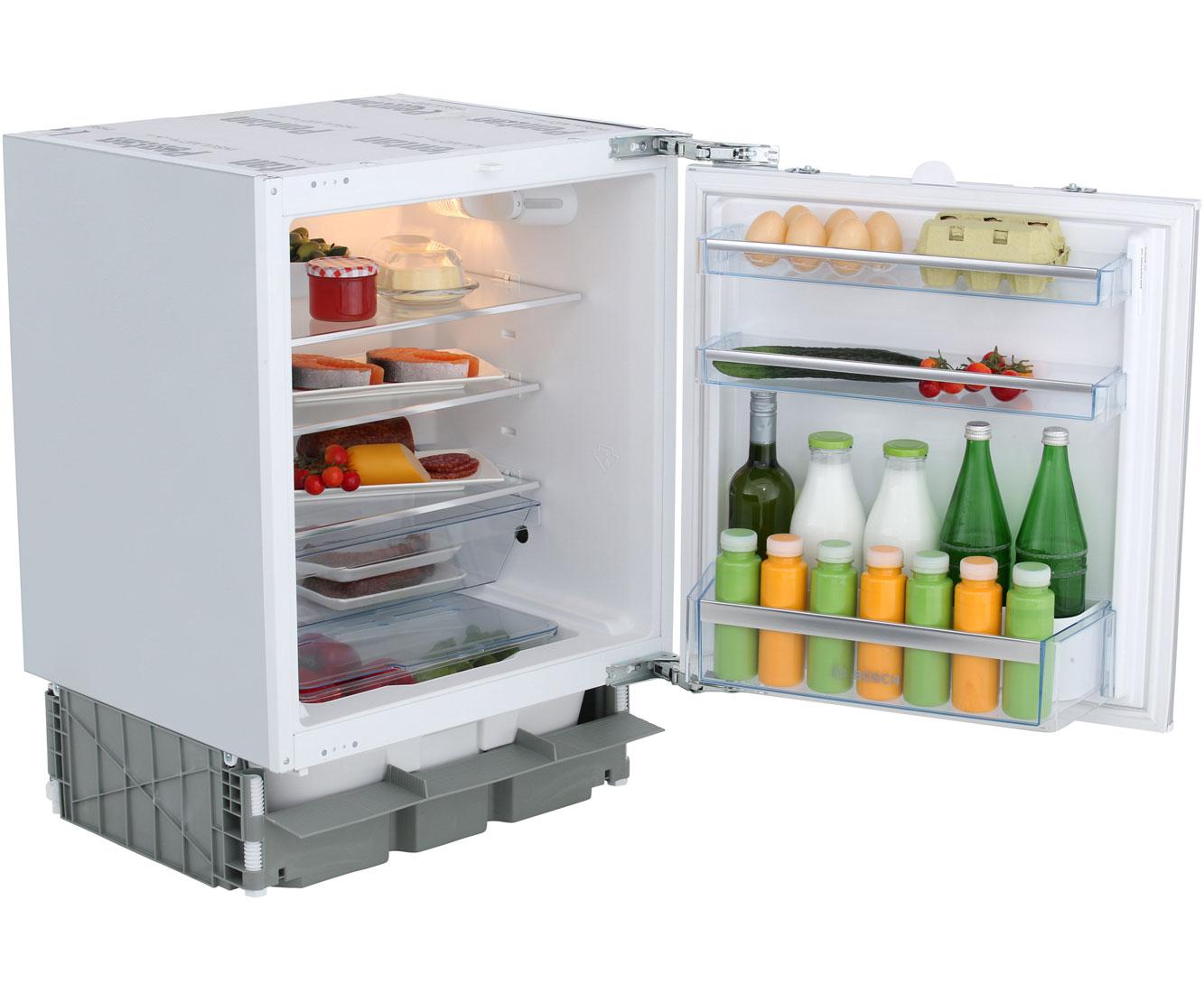 Bosch Kühlschrank Vergleich : Bosch serie kur a einbau kühlschrank er nische festtür