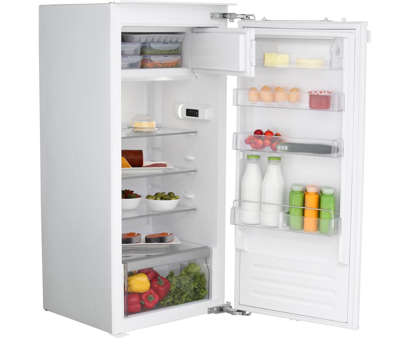 Kühlschrank Nach Aufbau Stehen Lassen : Bauknecht kvie a einbau kühlschrank mit gefrierfach er