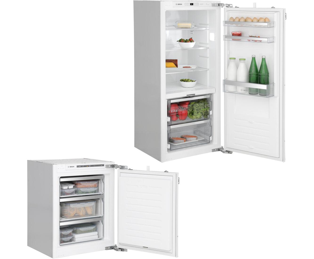 Bosch KXF41V110 Kühl-Gefrierkombinationen - Weiss | Küche und Esszimmer > Küchenelektrogeräte > Kühl-Gefrierkombis | Weiss | Bosch