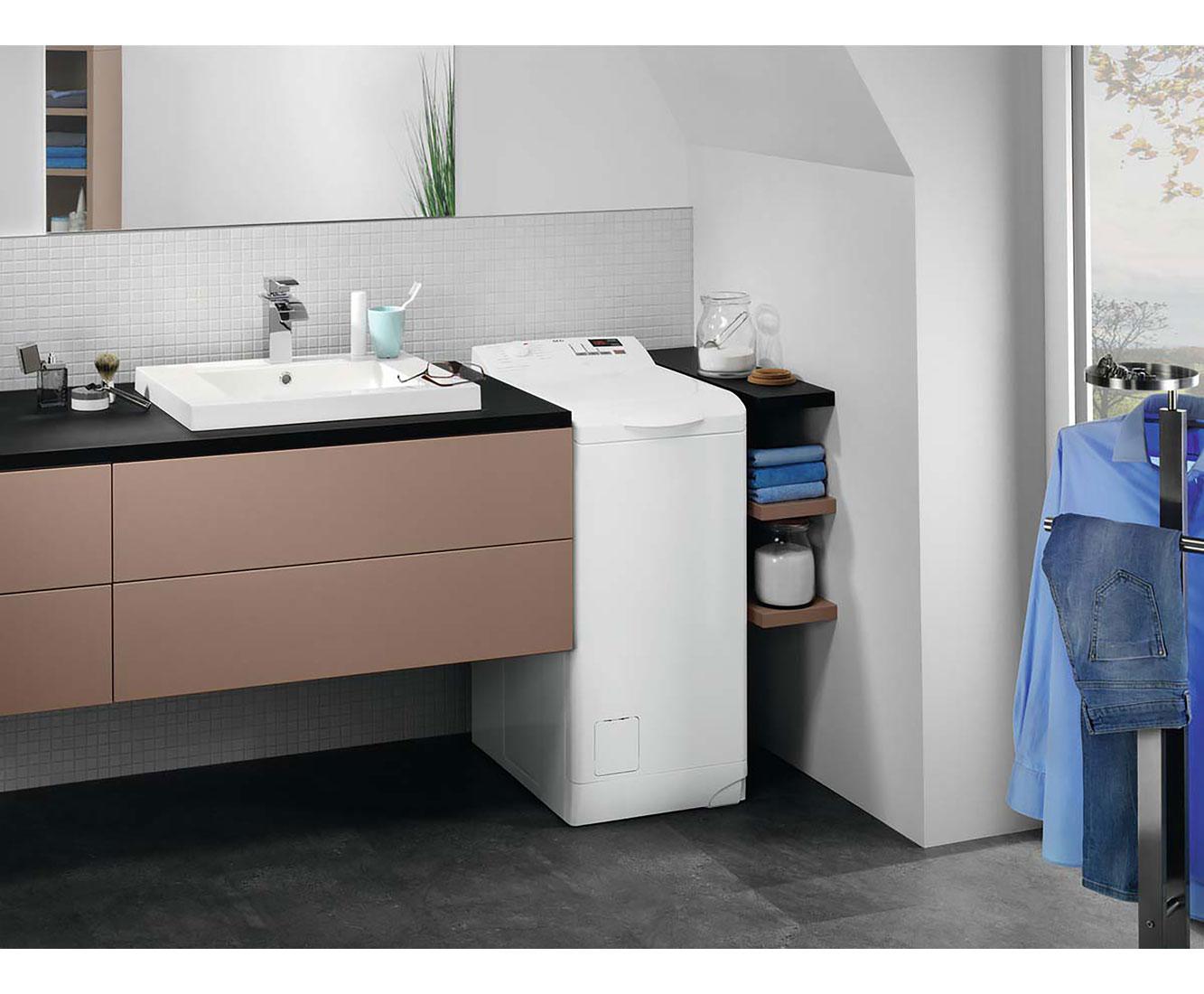 Aeg lavamat l6tb40460 waschmaschine toplader 6 kg 1400 u min a