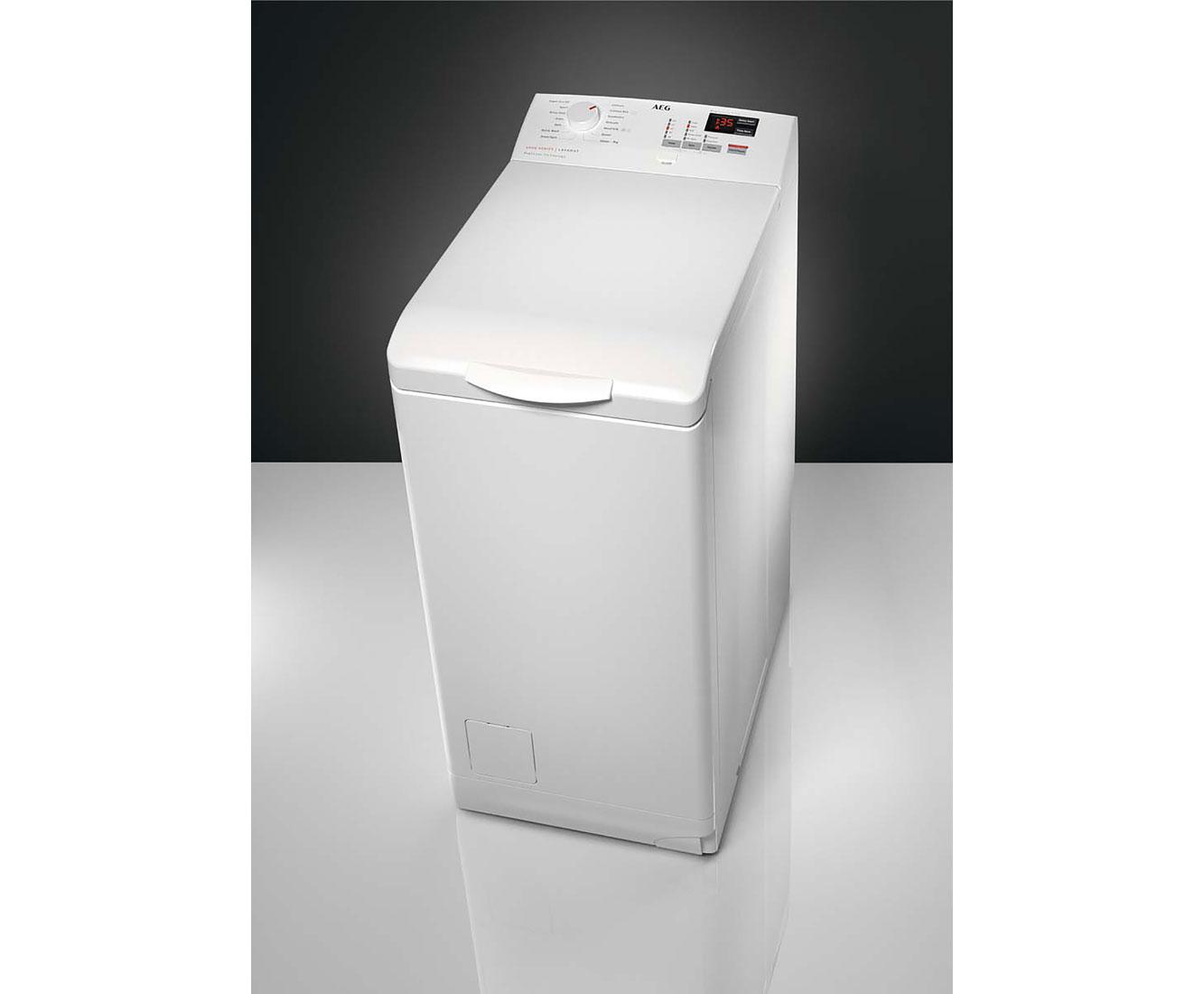 Aeg lavamat l tb waschmaschine toplader kg u min a