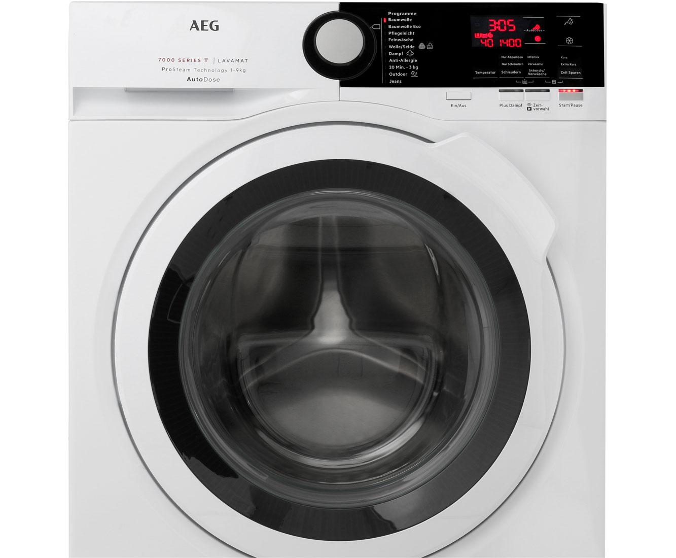 Abpumpen Waschmaschine