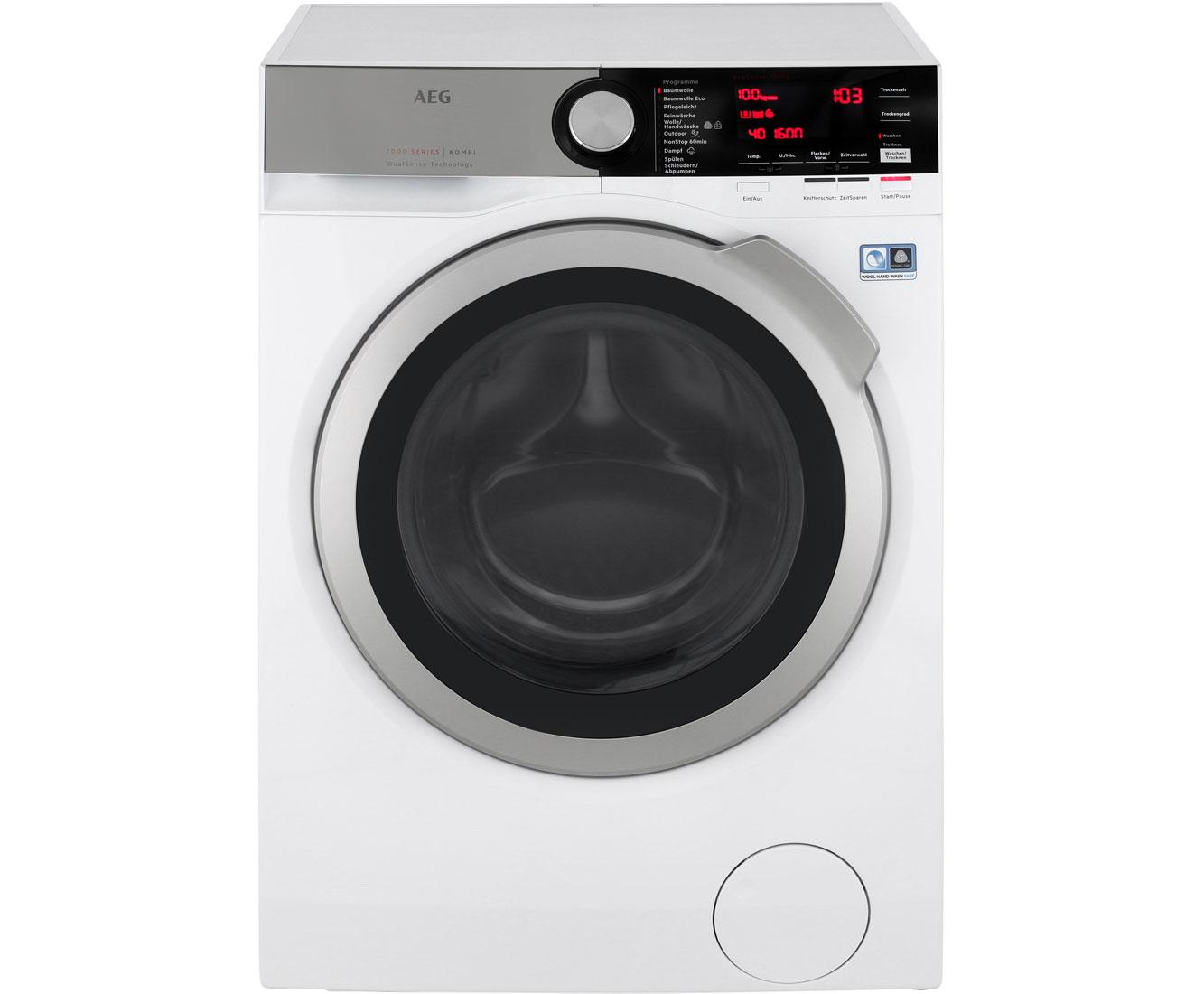 AEG Lavamat Kombi L7WE86605 Waschtrockner - Weiss