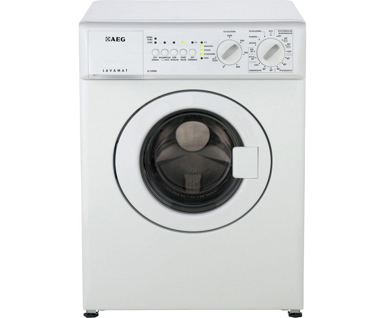 AEG Lavamat LC53500 Waschmaschinen - Weiss