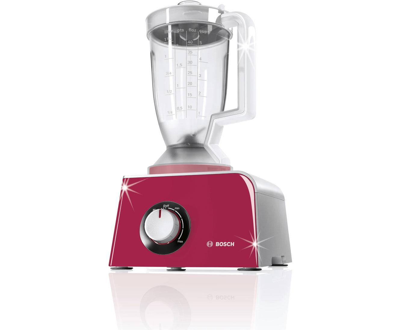 Bosch Mcm42024 Kuchenmaschine Mit Multifunktionsmesser Schneide