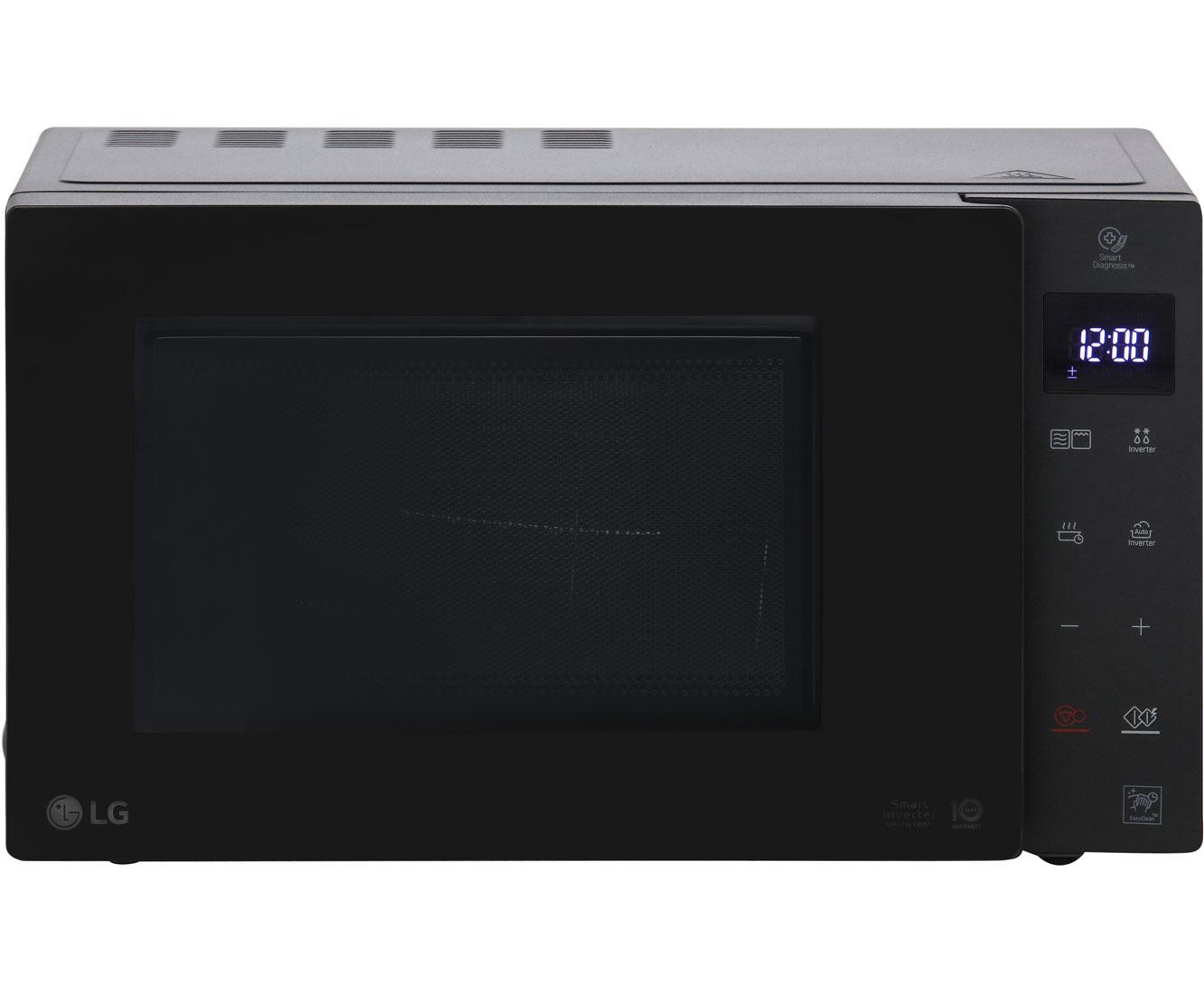 LG MH 6336 GIB Mikrowellen - Schwarz | Küche und Esszimmer > Küchenelektrogeräte > Mikrowellen | Schwarz | LG