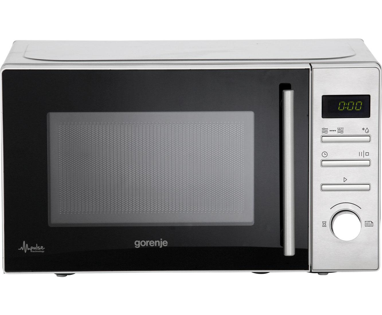 Gorenje MMO 20 DGE II Mikrowellen - Edelstahl | Küche und Esszimmer > Küchenelektrogeräte > Mikrowellen | Edelstahl | Gorenje