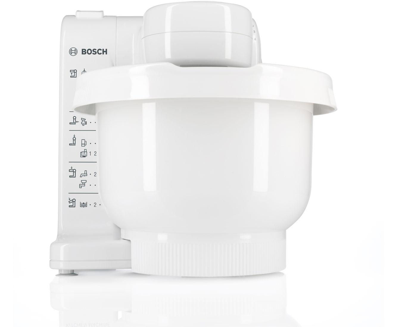 Bosch MUM4405 Küchenmaschinen - Weiss