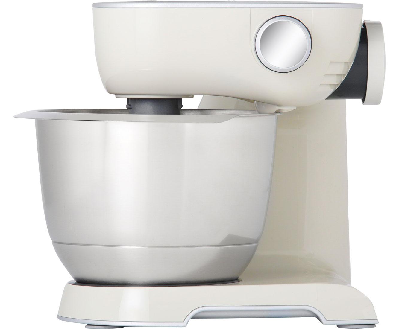 Bosch MUM58L20 Küchenmaschinen Cremefarben CreationLine