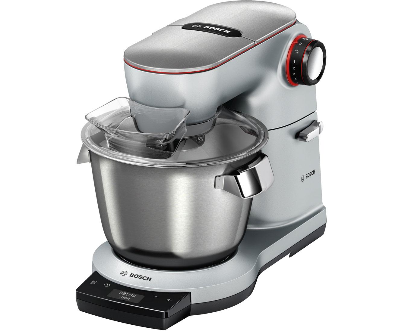 Bosch mum9dt5s41 küchenmaschine mit high performance knethaken