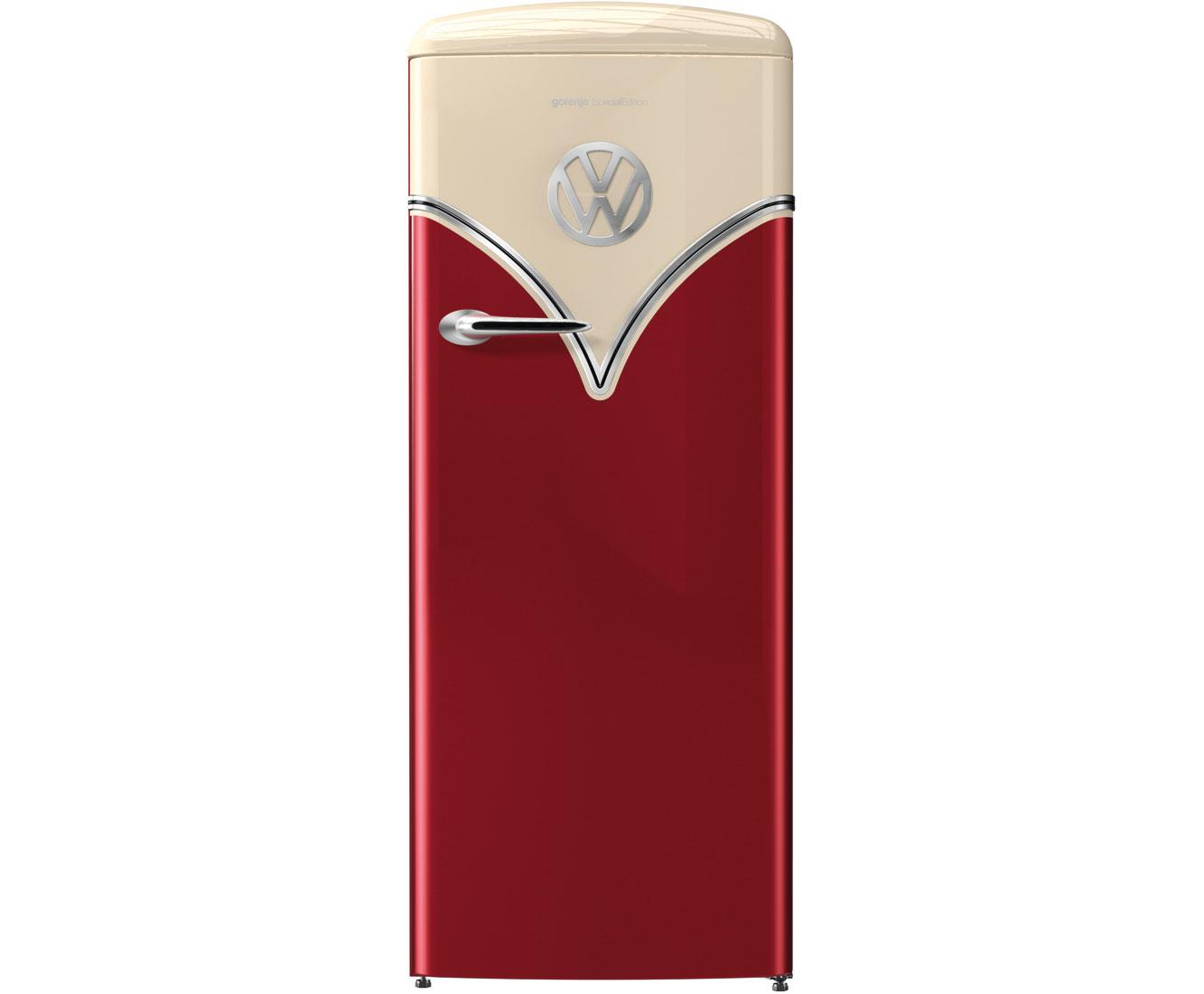 Gorenje Kühlschrank Ion Air : Gorenje obrb r kühlschrank mit gefrierfach rot edelstahl