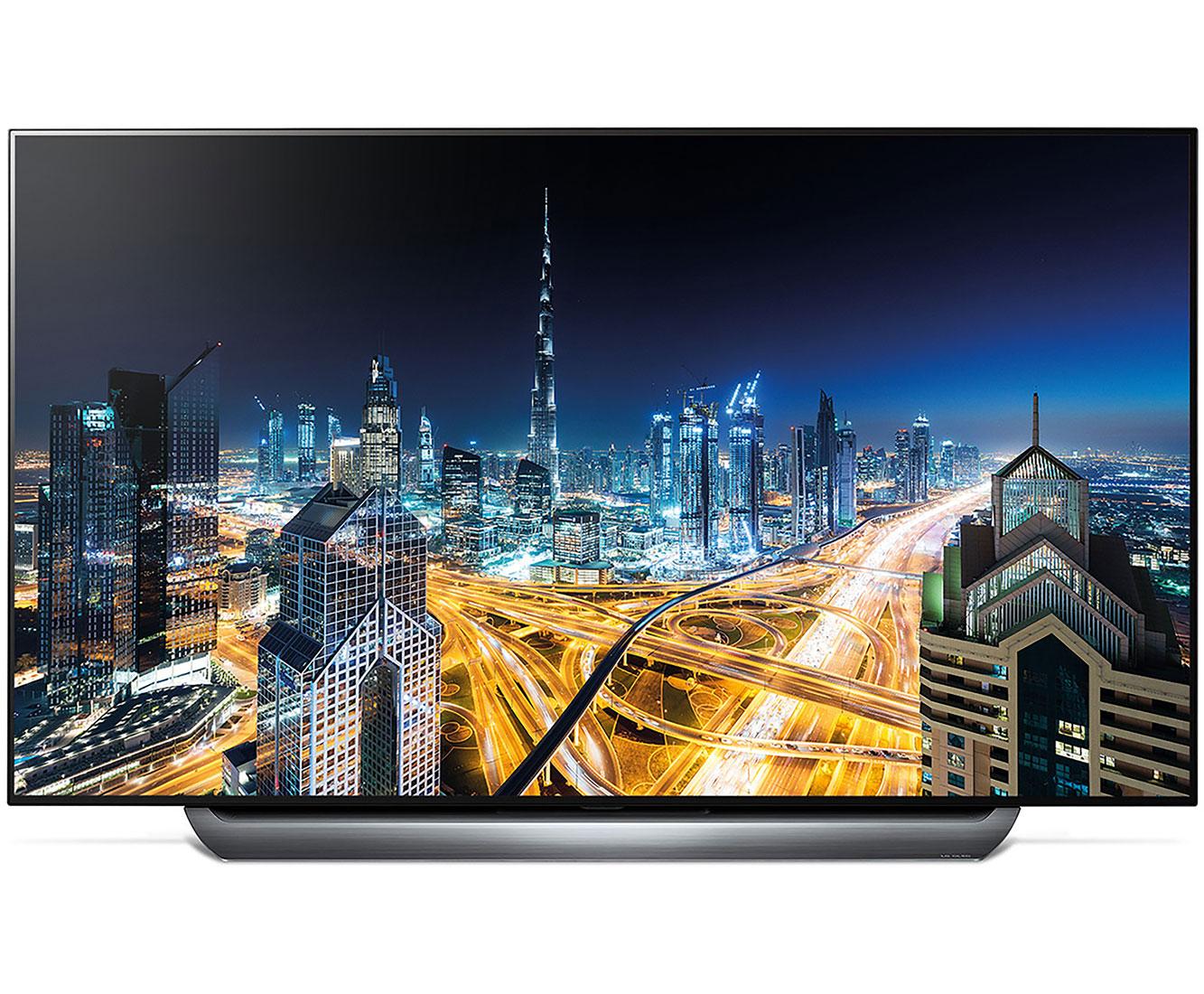 LG OLED55C8LLA Fernseher - Silber