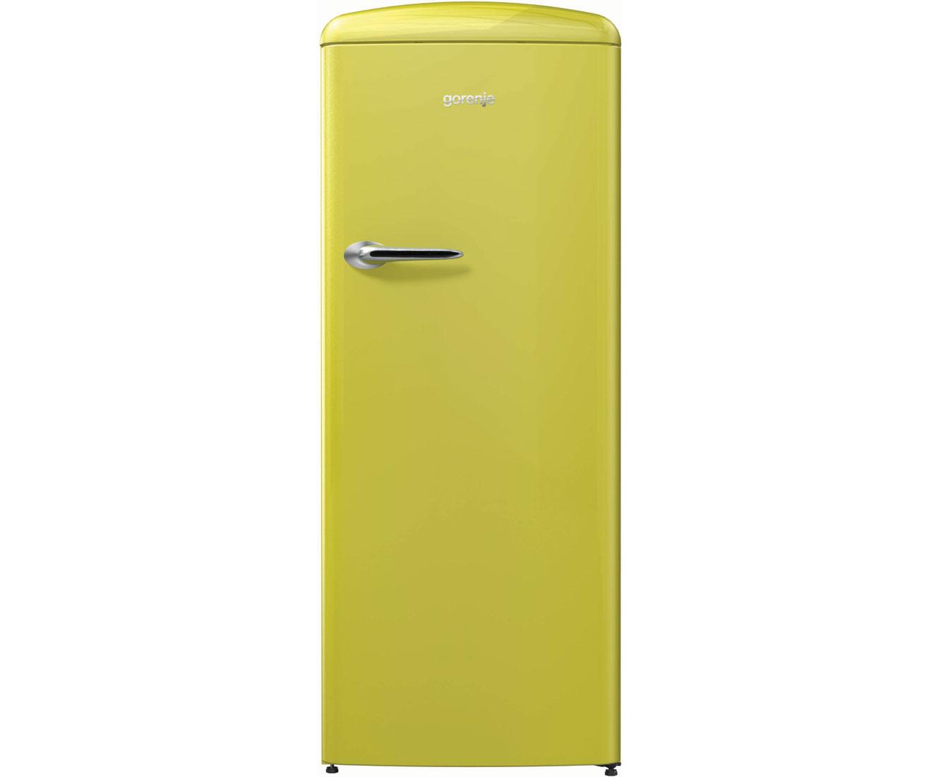 Gorenje Kühlschrank Ion Air : Gorenje orb ap kühlschrank oldtimer freistehend cm apfelgrün