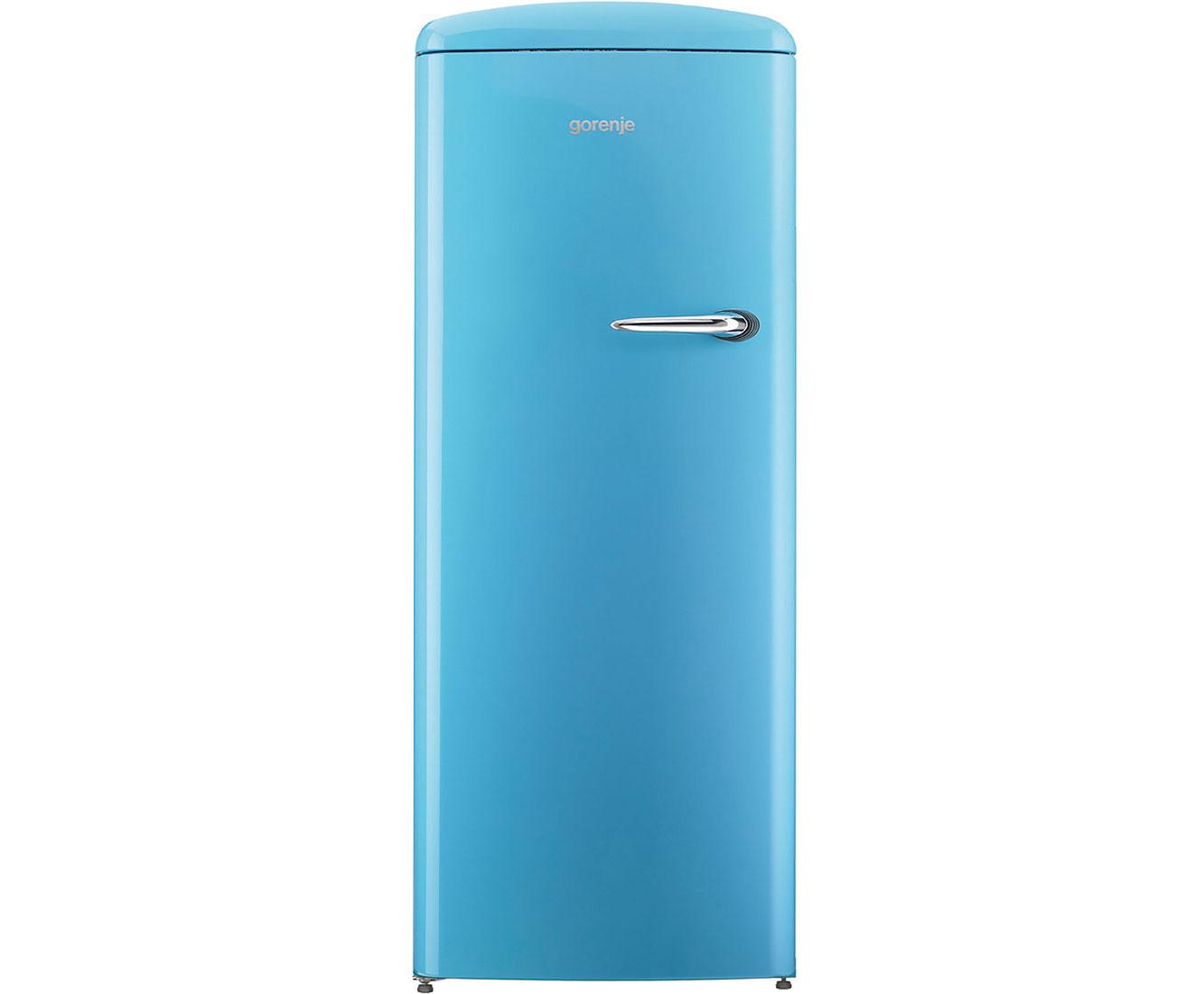 Bosch Retro Kühlschrank Blau : Gorenje retro collection orb 153 bl l kühlschrank mit gefrierfach