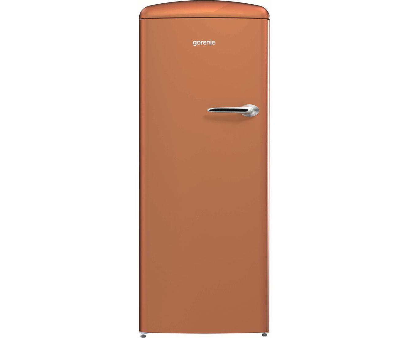 Kühlschrank Gorenje : Gorenje oldtimer orb cr l kühlschrank mit gefrierfach braun