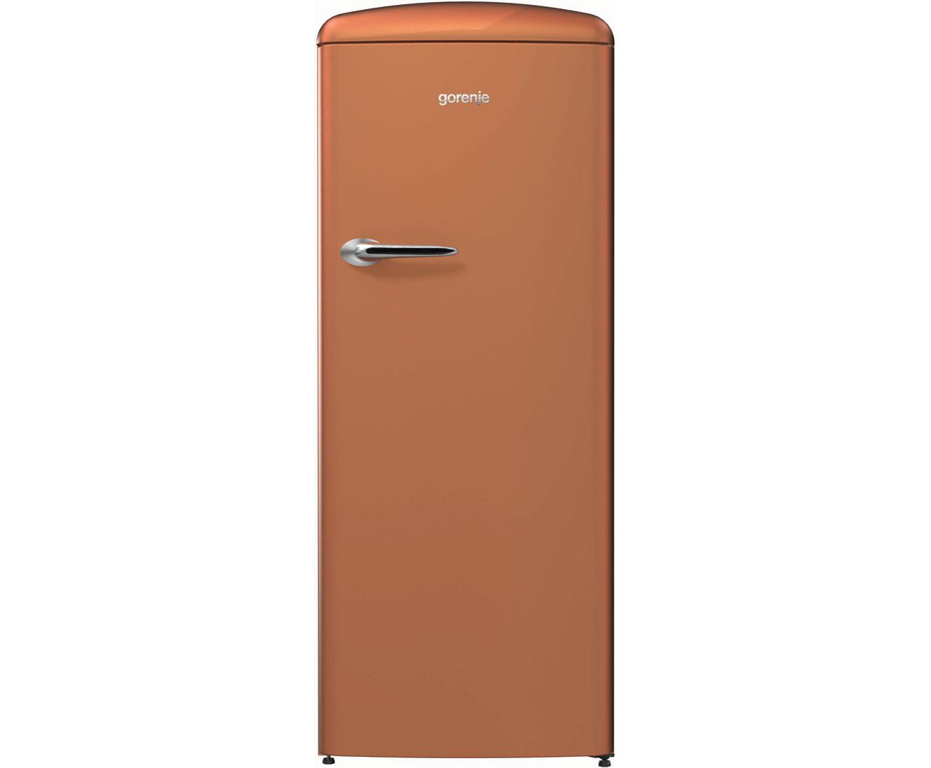 Gorenje Kühlschrank Ion Air : Gorenje oldtimer orb cr kühlschrank mit gefrierfach braun
